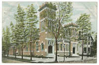 Jewish Synagogue, Evansville, Ind.