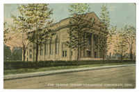 The temple, Jewish synagogue, Cincinnati, Ohio