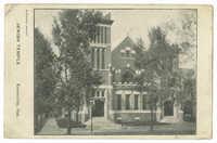 Jewish Temple, Evansville, Ind.
