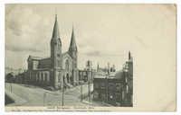 Jewish Synagogue, Cincinnati, Ohio