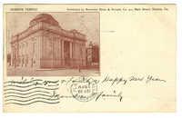Hebrew Temple