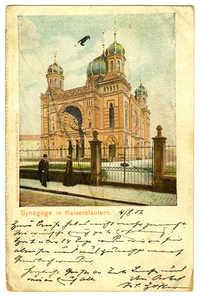 Synagoge in Kaiserslautern