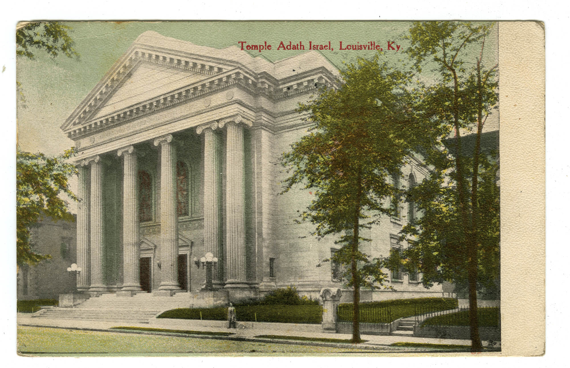 Temple Adath Israel, Louisville, Ky.