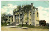 Temple Israel, Omaha, Neb.