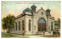 Synagogue Beth Israel, Houston, Tex.