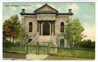 Jewish Synagogue, Austin, Texas