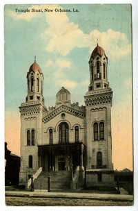 Temple Sinai, New Orleans, La.