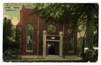 Jewish synagogue, Sumter, S.C.
