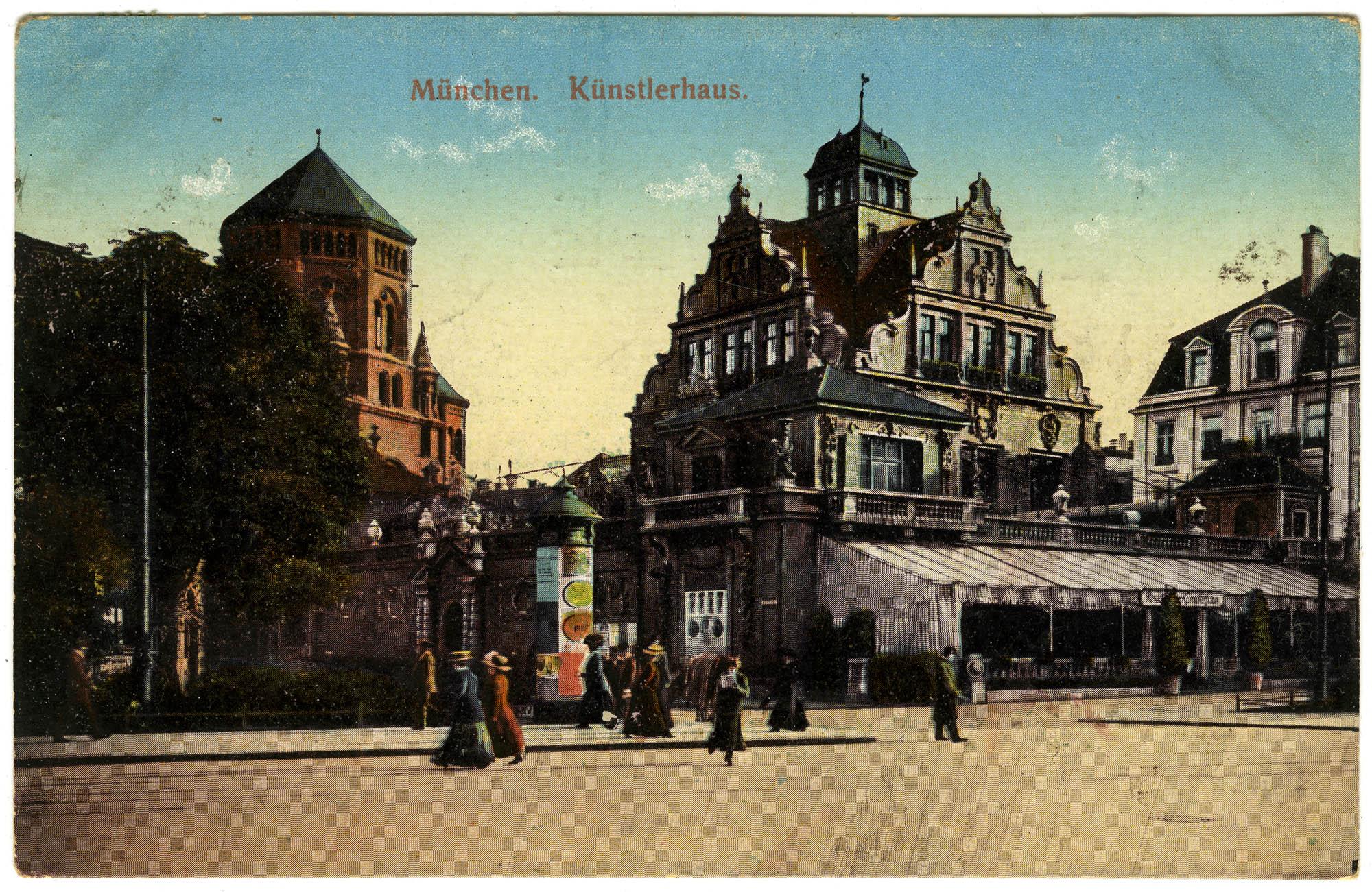 München. Künstlerhaus.