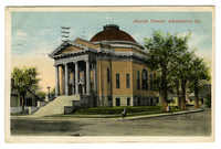 Jewish Temple, Alexandria, La.