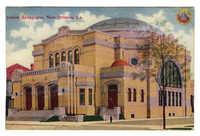 Jewish Synagogue, New Orleans, La.