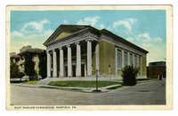 Ohef Sholom Synagogue, Norfolk, Va.