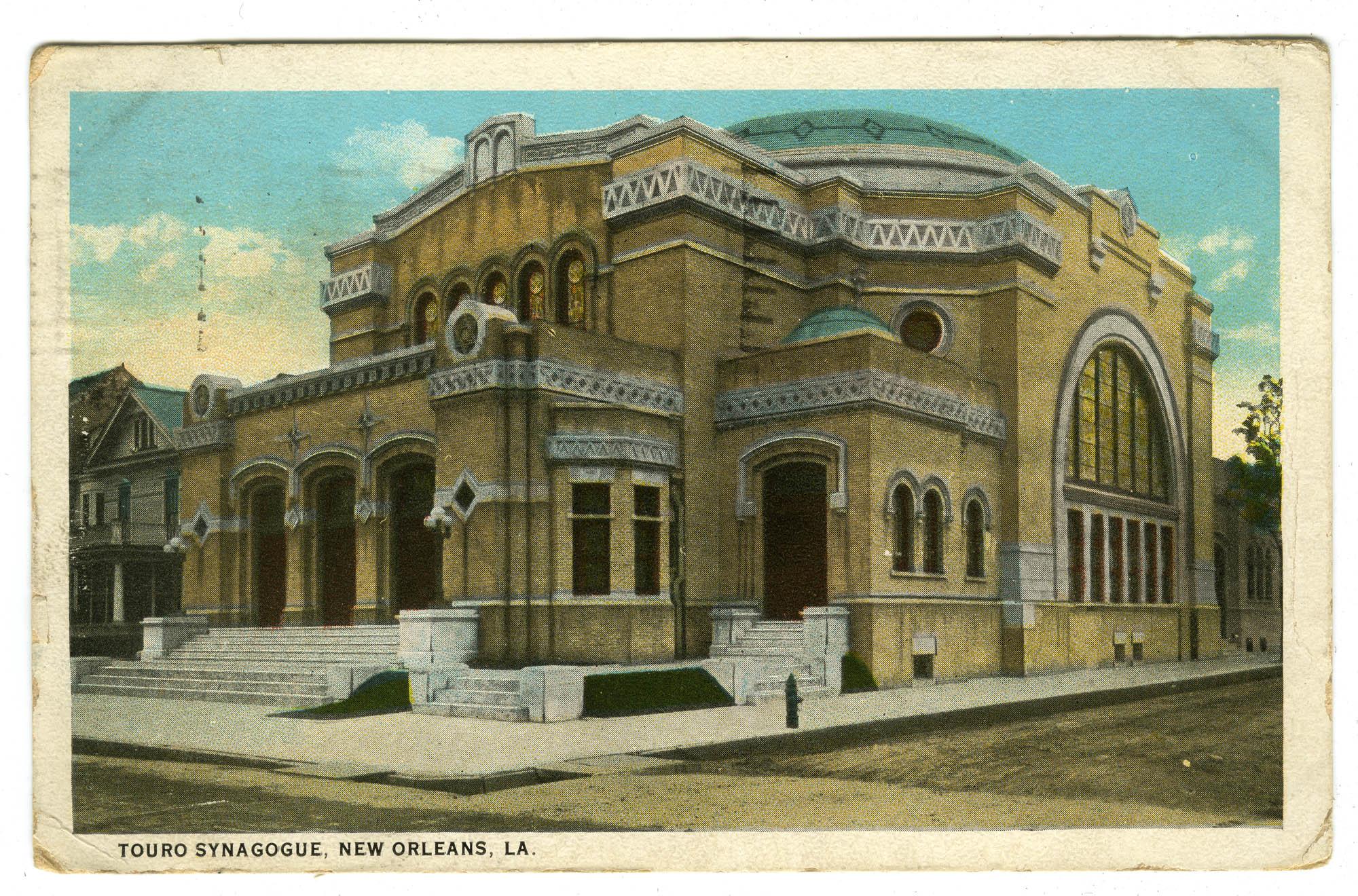 Touro Synagogue, New Orleans, La.