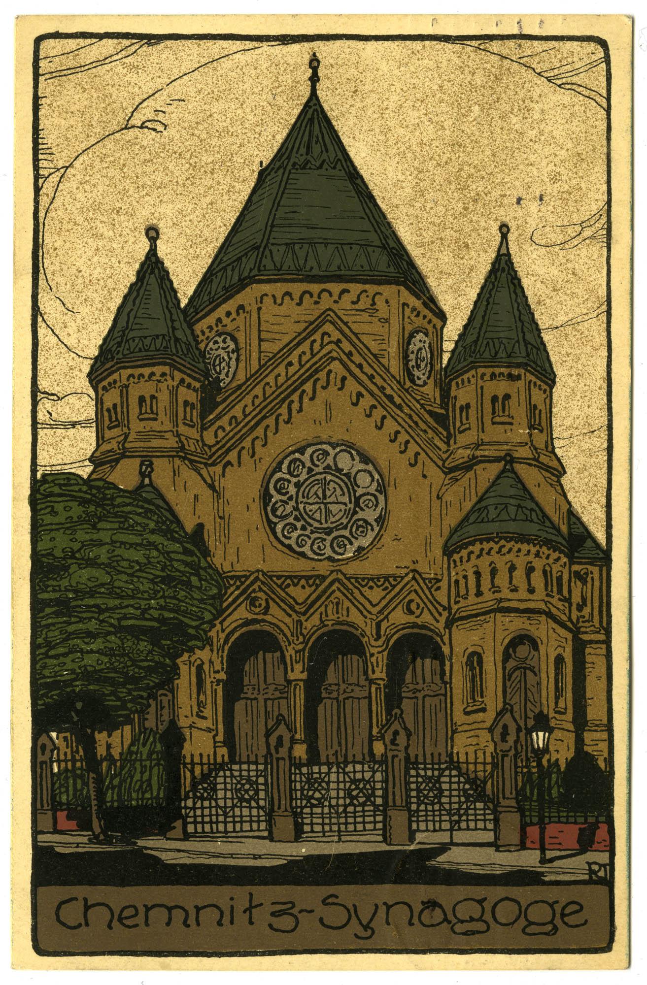 Chemnitz - Synagoge