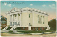 The Temple Israel, Far Rockaway, N.Y.