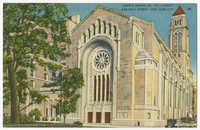Temple Emanu-El, 5th Avenue and 65th Street, New York City