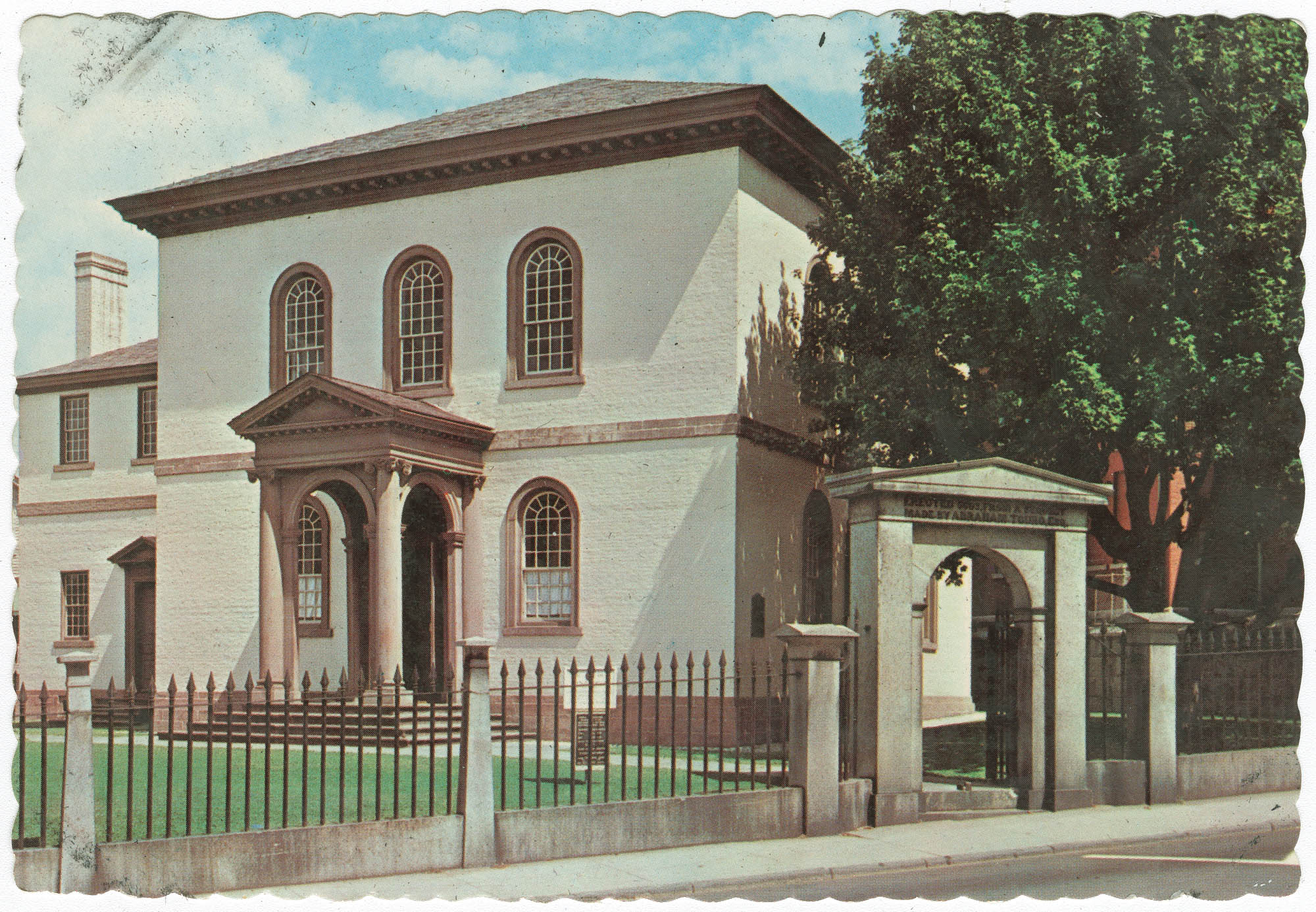 Touro Synagogue - 1763