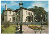 Touro Synagogue, Newport, R.I.