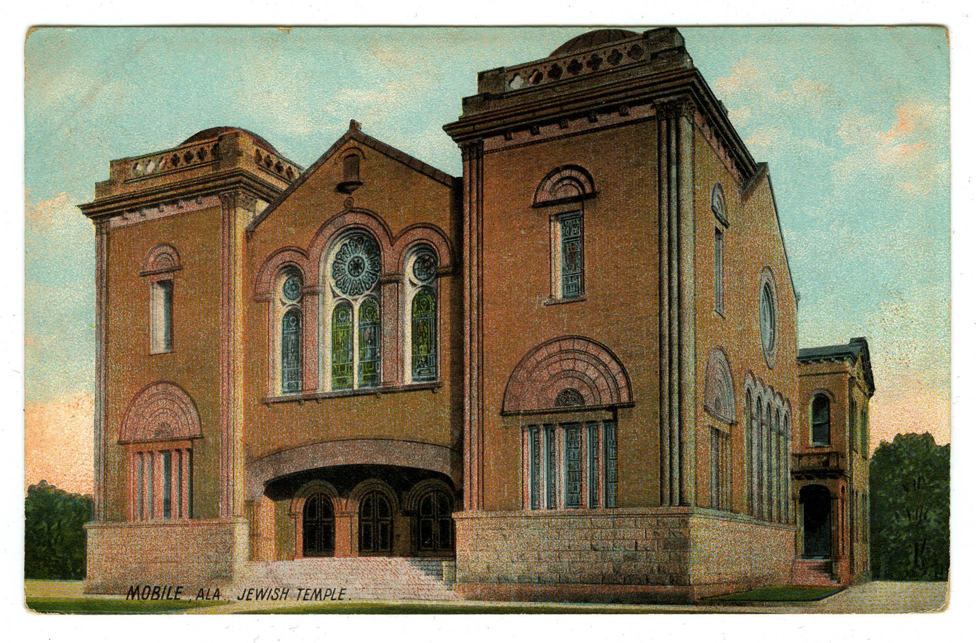 Mobile, Ala., Jewish Temple