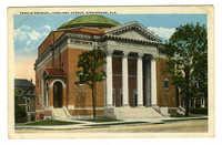 Temple Emanuel, Highland Avenue, Birmingham, Ala.