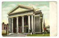 Jewish Temple, Louisville, Ky.
