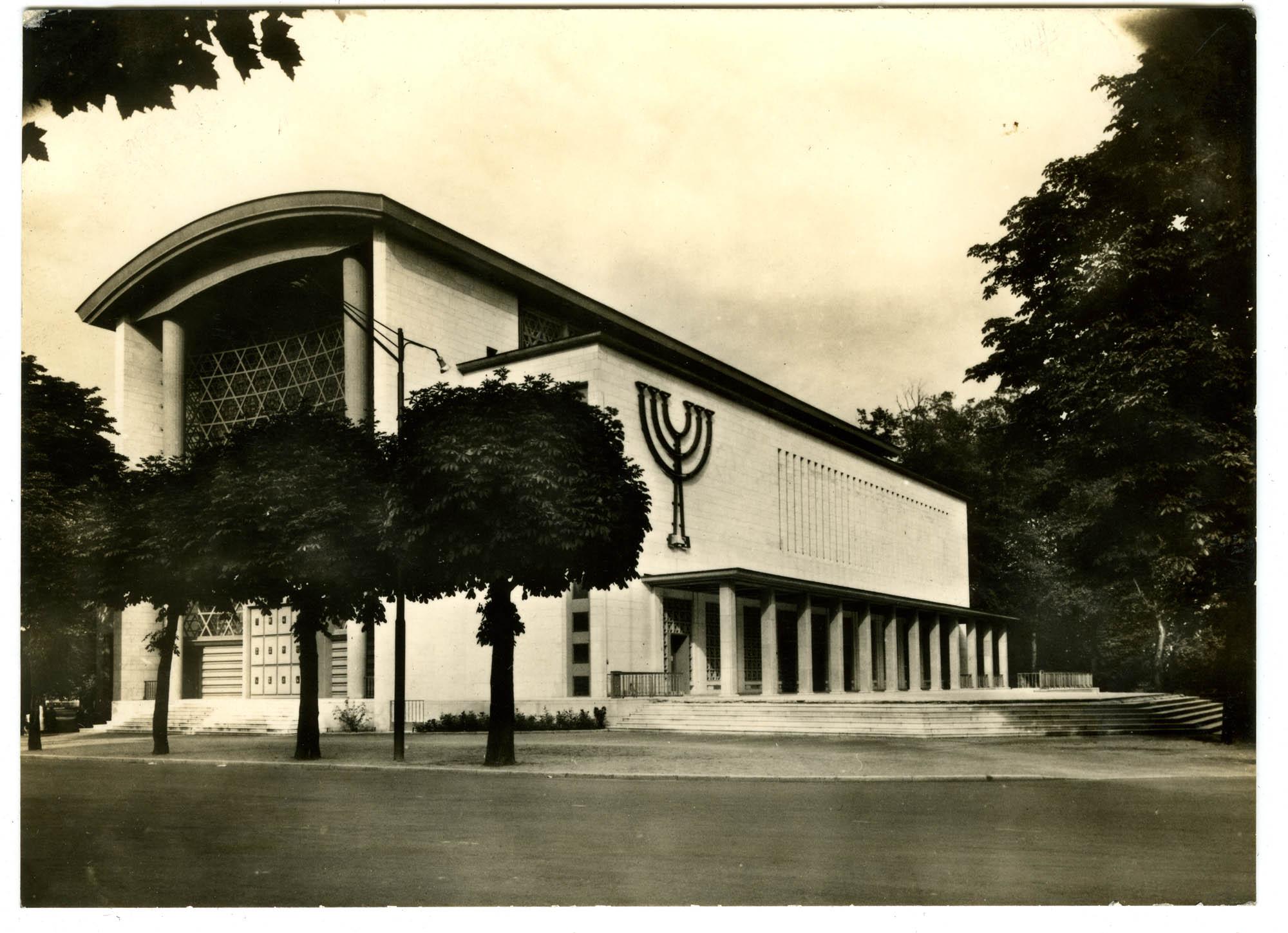 Strasbourg, Synagogue de la Paix