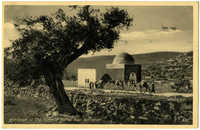 Bethlehem - The Tomb of Rachel near Bethlehem