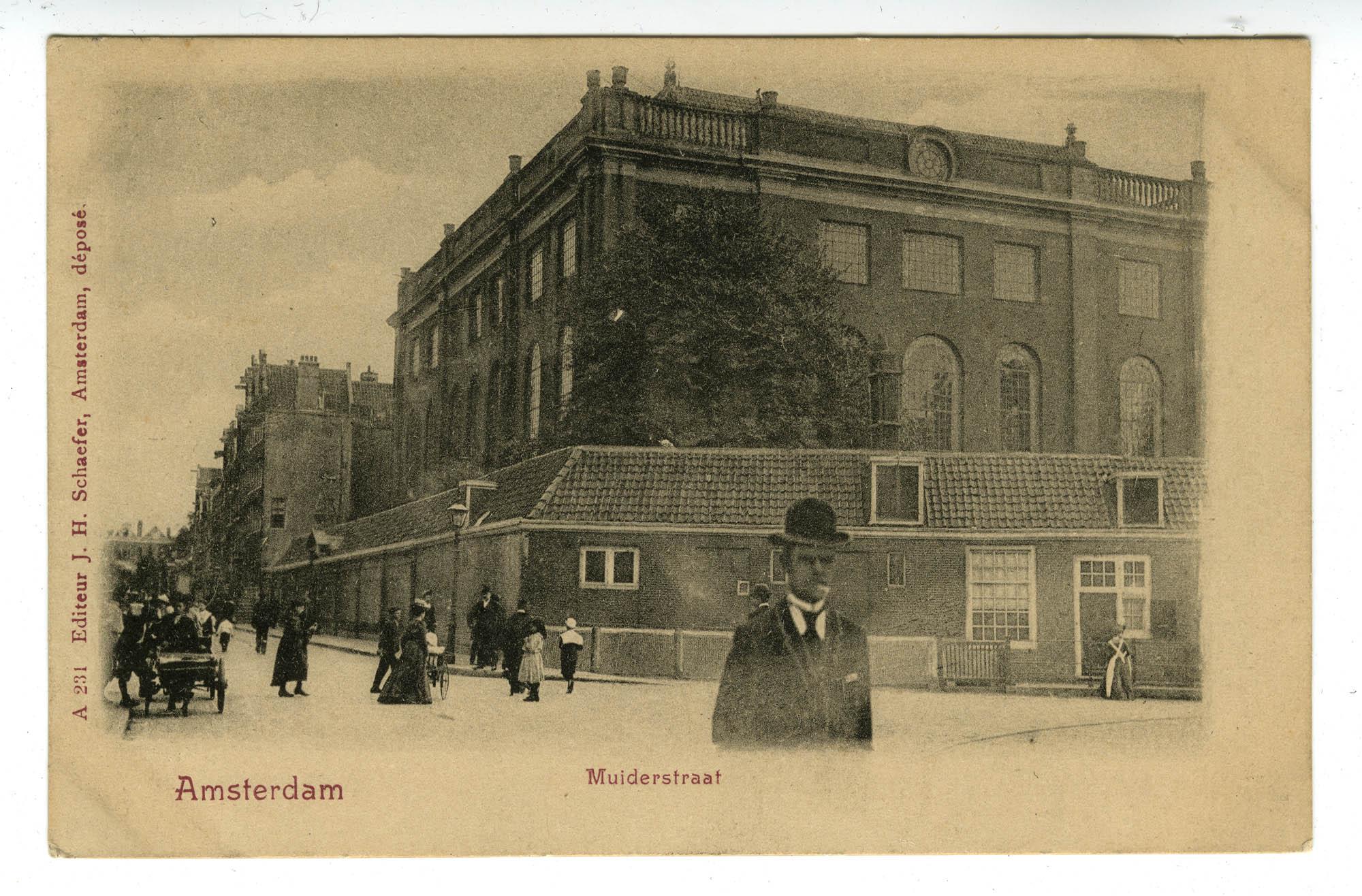 Amsterdam, Muiderstraat