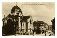 La Chaux-de-Fonds - La Synagogue