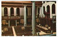 Amsterdam. Portuguese Synagogue, 1675