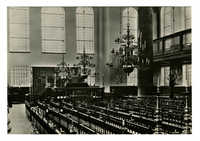 Portuguese Synagogue Amsterdam. Survey.