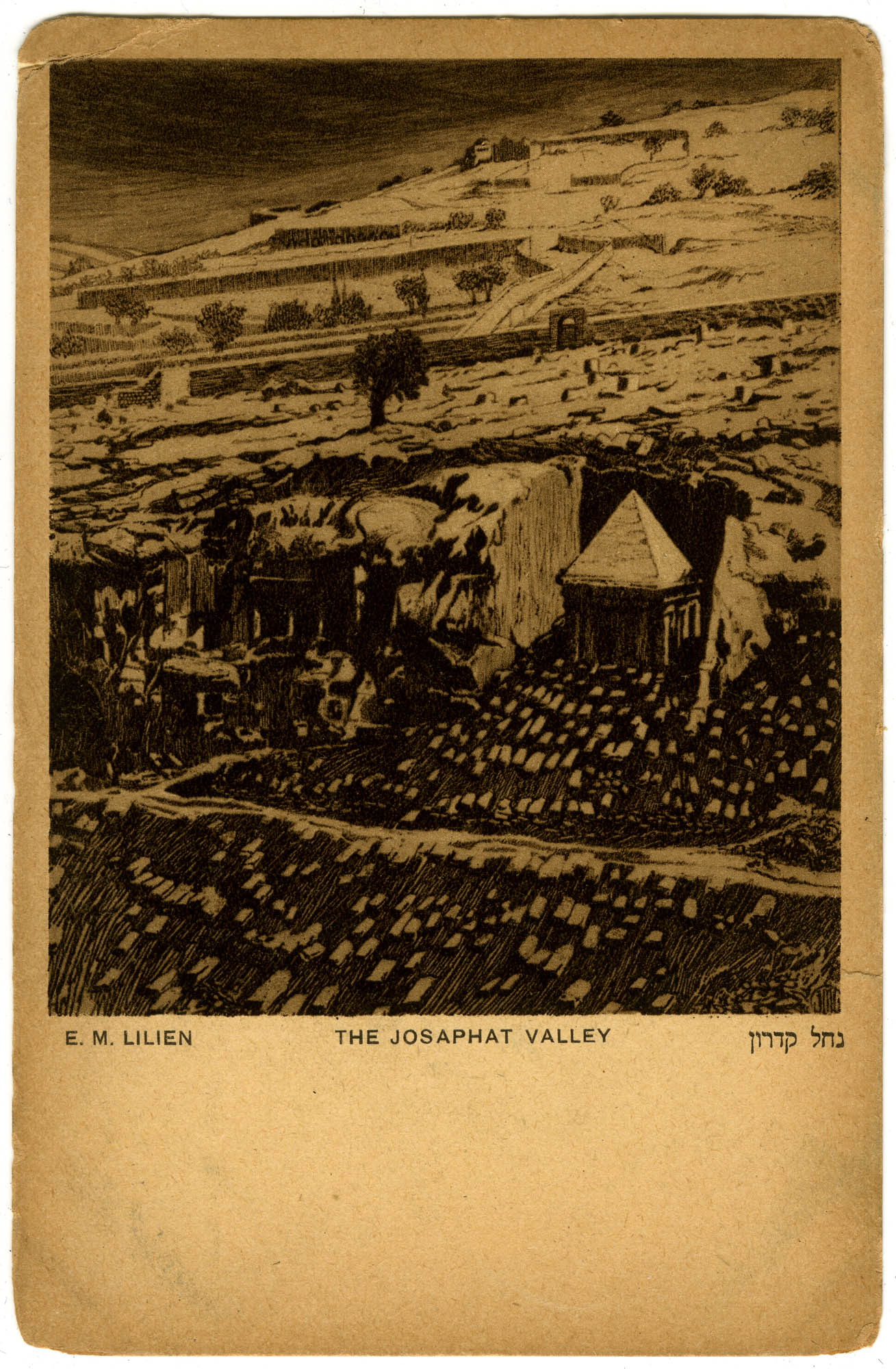 The Josaphat Valley / נחל קדרון