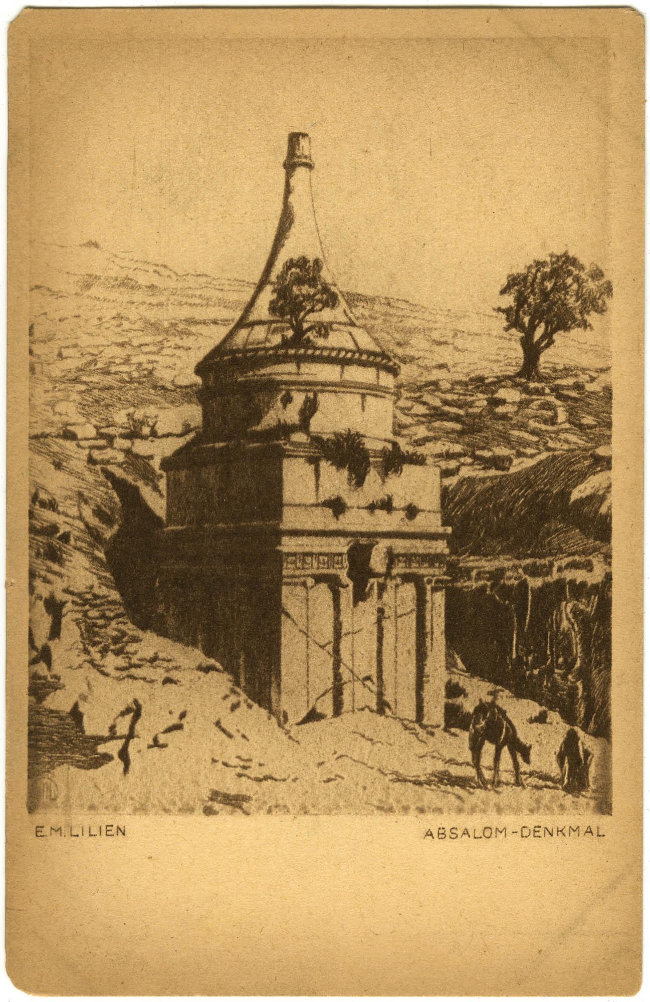 Absalom-Denkmal