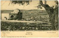 Могила Рахили / Das Grab Rahels / קבר רחל אמנו