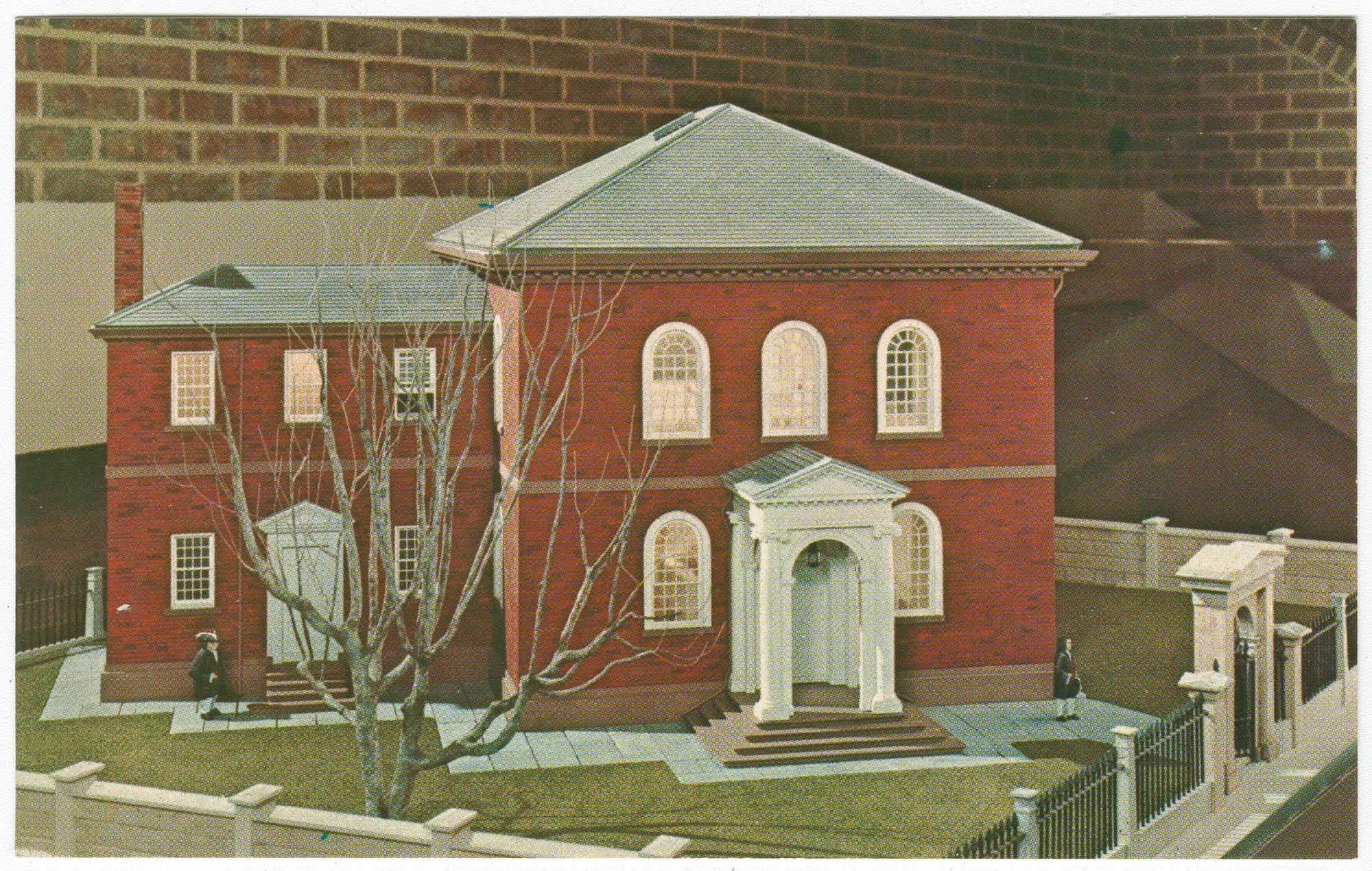 Newport, R.I. Touro Synagogue, 1763