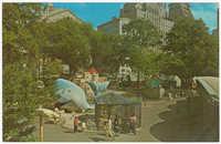 Children's Zoo, Central Park, New York City