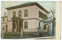 Old Jewish Synagogue, Newport, R.I.