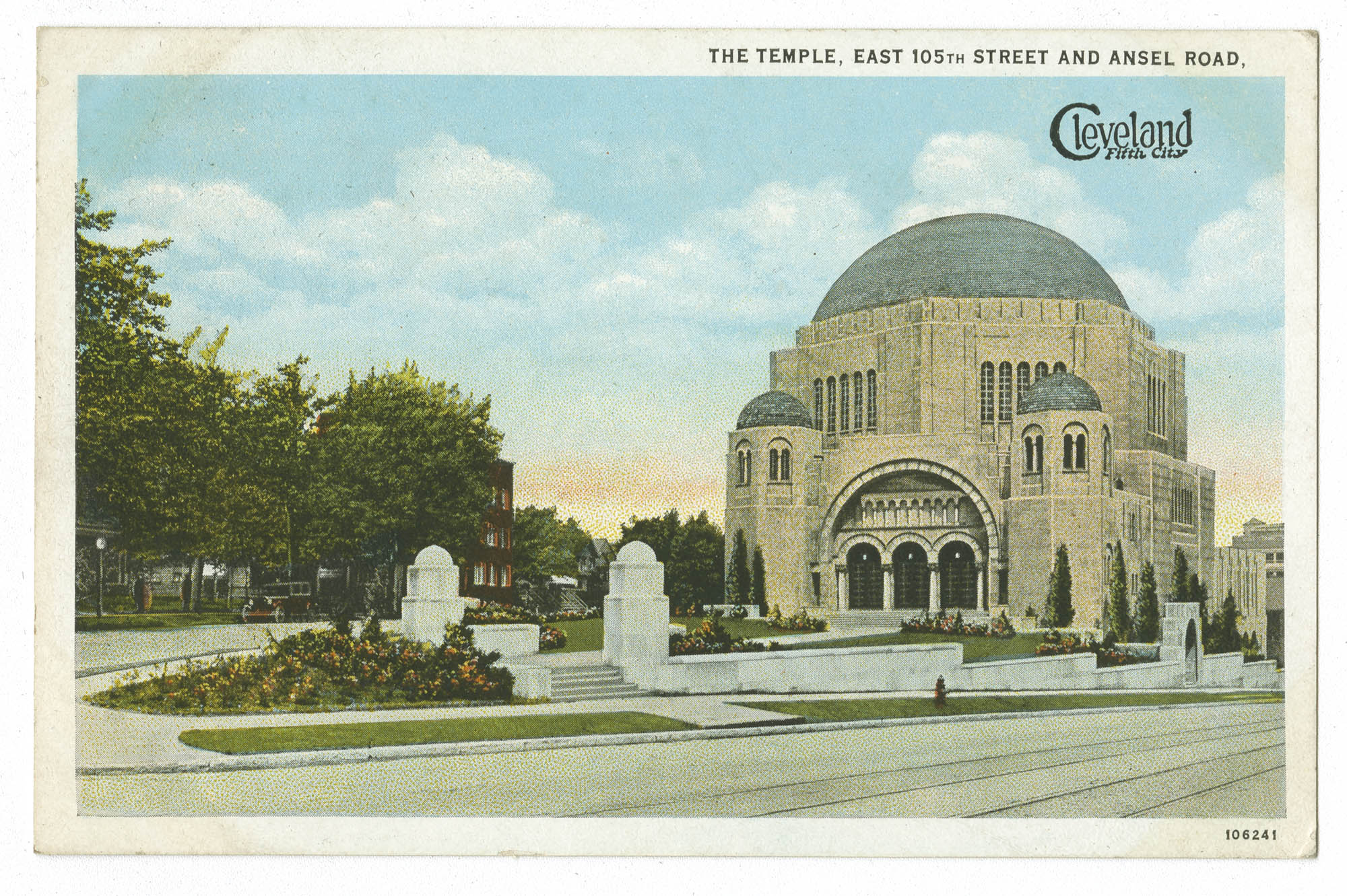The Temple, East 105th Street and Ansel Road, Cleveland