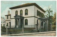 Oldest Hebrew Synagogue in America, Newport, R.I.
