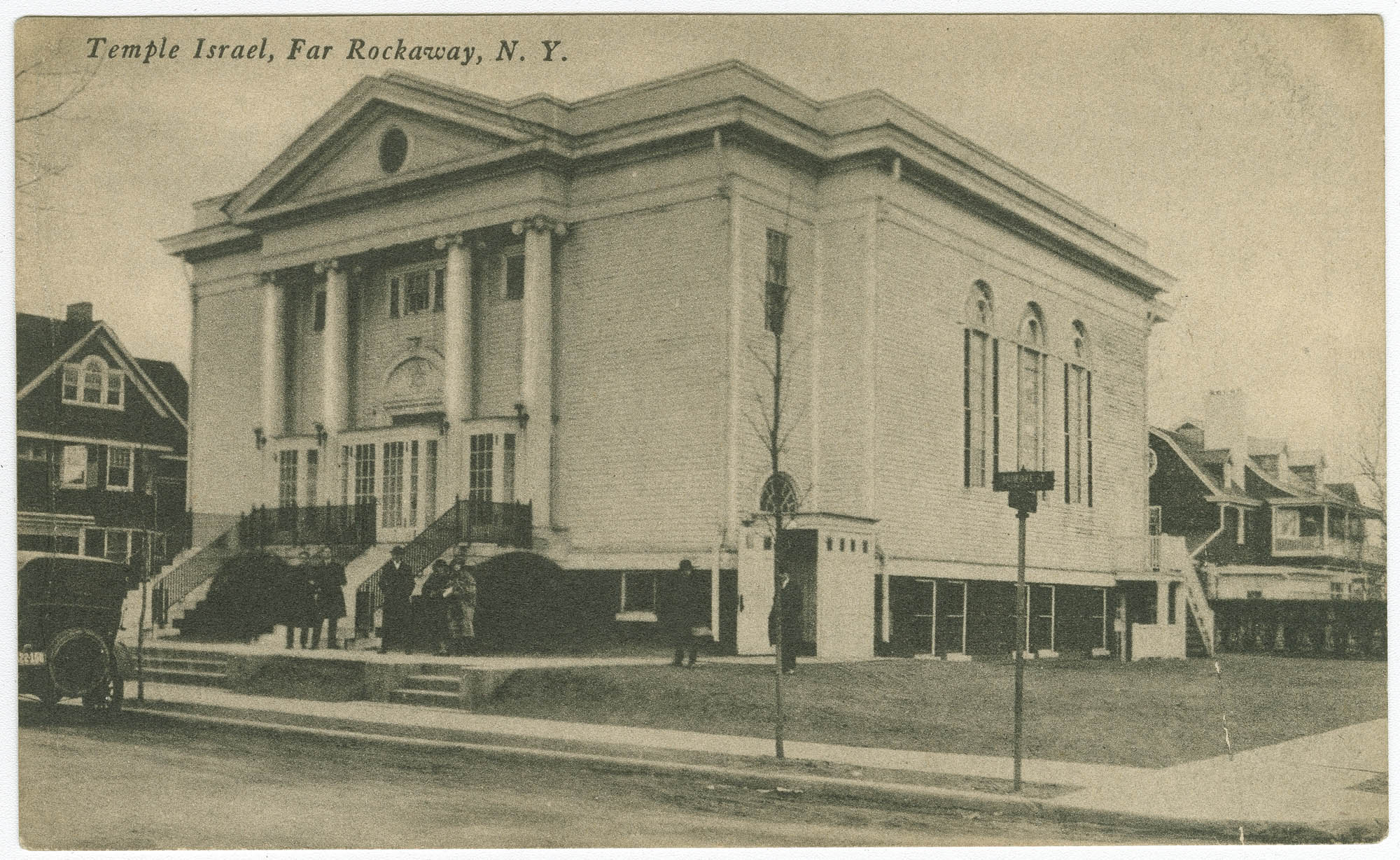 Temple Israel, Far Rockaway, N.Y.