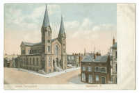 Jewish Synagogue. Cincinnati, O.