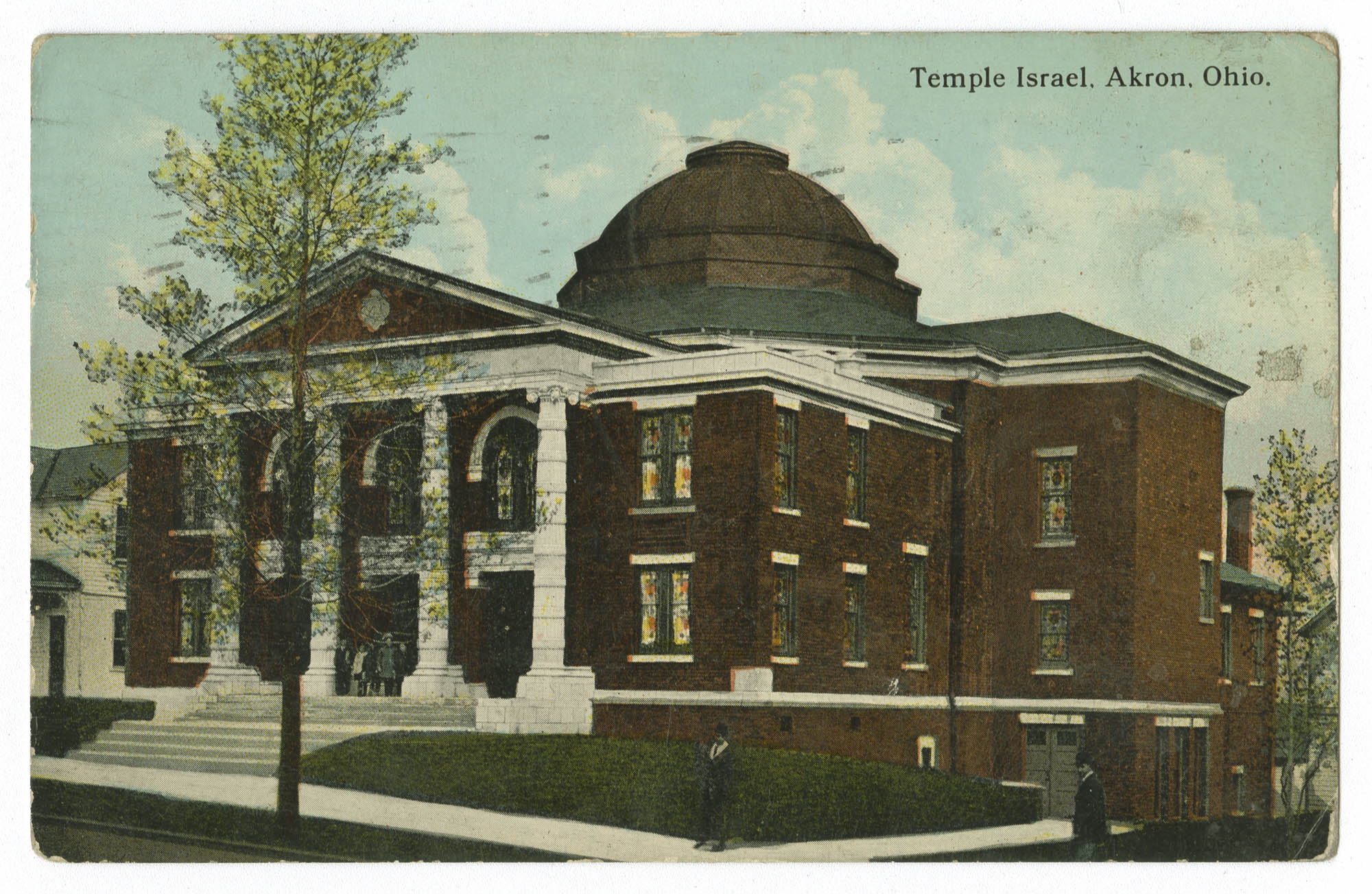 Temple Israel, Akron, Ohio