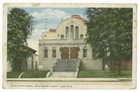 Temple Beth Israel, West Market Street, Lima, Ohio