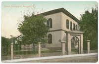Jewish Synagogue, Newport, R.I.