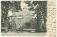 Temple Beth Zion, Buffalo, N.Y.