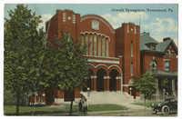 Jewish Synagogue, Homestead, Pa.