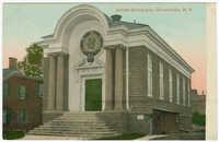 Jewish Synagogue, Gloversville, N.Y.