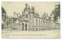 Temple Emanuel - German English Academy, Milwaukee, Wis.