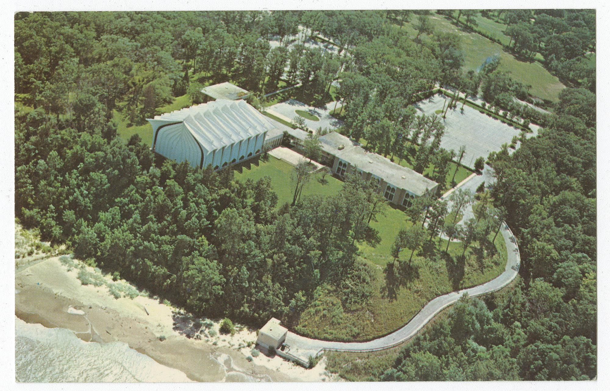 North Shore Congregation Israel, Glencoe, Illinois