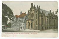 German-English Academy, & Temple Emanu-El, Milwaukee